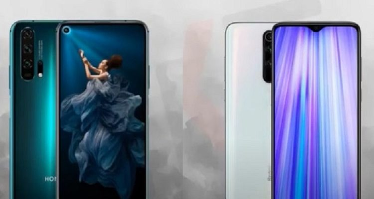 Redmi Note 8 Pro VS Honor 20